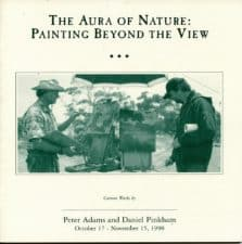 American Legacy Fine Arts presents Peter Adams and The Aura of Nature: Painting Beyond the View