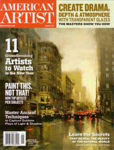 American Artist - Jove Wang