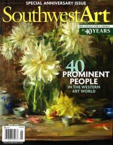 southwest art 40 prominent people