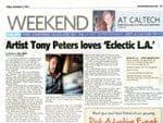 Tony Peters in Pasadena Star News November 9, 2012