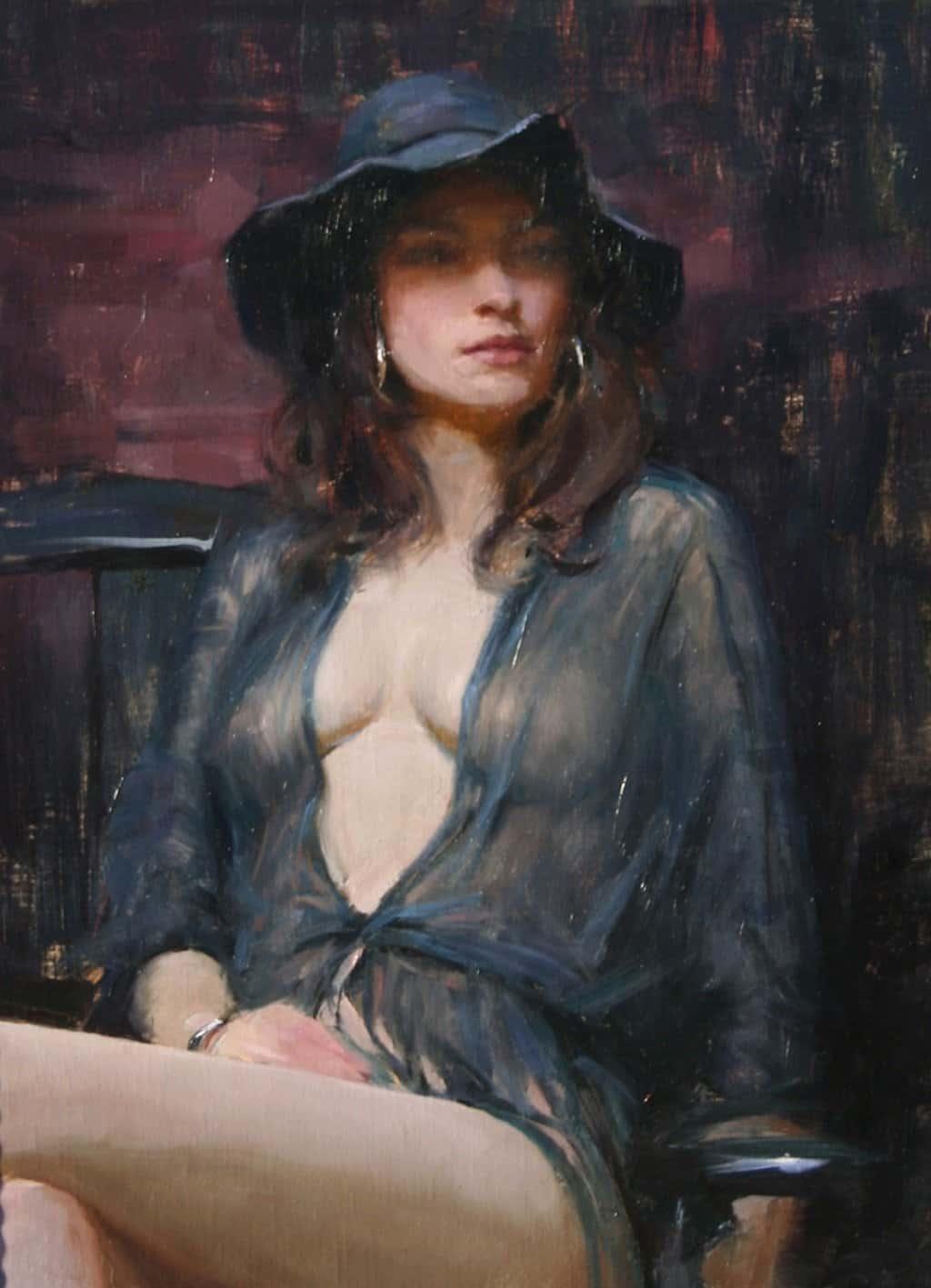 Jeremy Lipking American Legacy Fine Arts