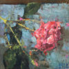 """American Legacy Fine Arts presents """"Quality Rose"""" a painting by Jove Wang."""