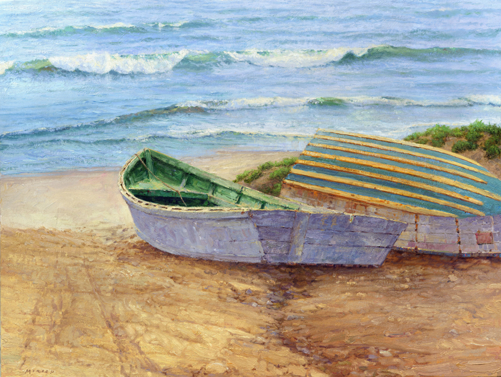 Mexican fishing boats american legacy fine arts for American legacy fishing