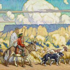 Two Shepherds