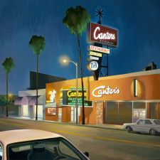"American Legacy Fine Arts presents ""Canters"" a painting by Tony Peters."
