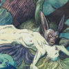 "American Legacy Fine Arts presents ""Vampry"" a painting by William Stout."