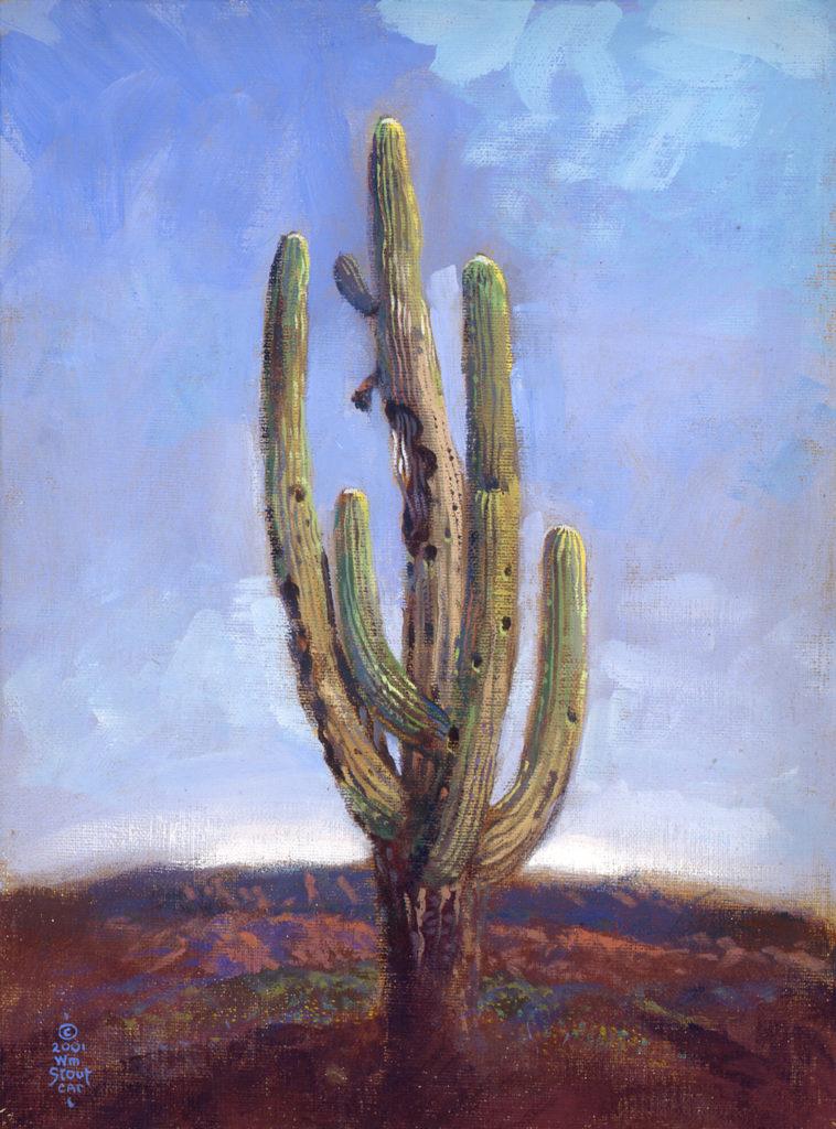"American Legacy Fine Arts presents ""Veteran"" a painting by Jove Wang."