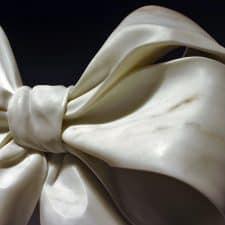 "American Legacy Fine Arts presents ""Curiosity"" a sculpture by Béla Bácsi."
