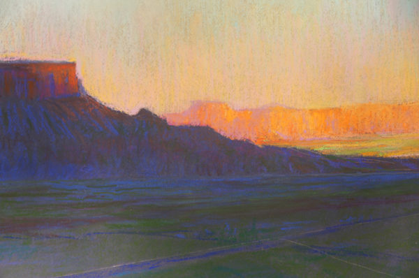 Sunset At Vermillion Cliffs American Legacy Fine Arts