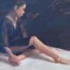 "American Legacy Fine Arts presents ""Interlude"" a painting by Jeremy Lipking."