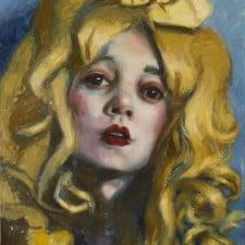 "American Legacy Fine Arts presents ""Alla Prima"" a painting by Teresa Oaxaca."