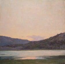 "American Legacy Fine Arts presents ""Sympathetic Resonance"" a painting by Amy Sidrane."