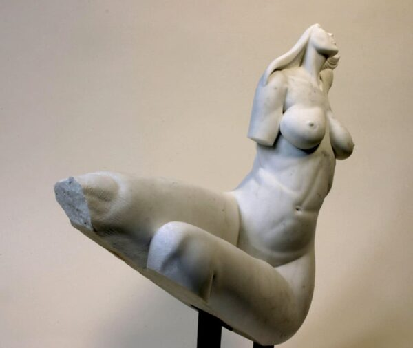"American Legacy Fine Arts presents ""La Femme"" a sculpture by Béla Bácsi."