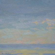 "American Legacy Fine Arts presents ""Serene Morning"" a painting by Daniel W. Pinkham."