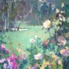 """American Legacy Fine Arts presents """"Legacy of Beauty"""" a painting by David C. Gallup."""