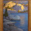 "American Legacy Fine Arts presents ""What a Little Sunlight Will Do"" a painting by Jean Le Gassick."