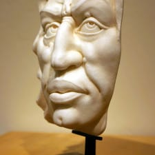 "American Legacy Fine Arts presents ""Cosimo"" a sculpture by Béla Bácsi."