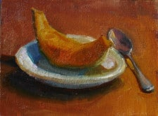"""American Legacy Fine Arts presents """"Here's to your Health"""" a painting by Jean LeGassick."""