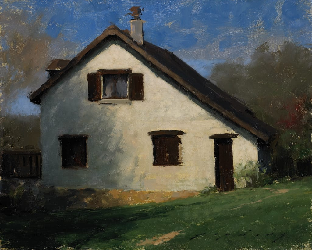 French country cottage american legacy fine arts for French country cottages