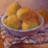 "American Legacy Fine Arts presents ""Meyer Lemons"" a painting by Jean LeGassick."