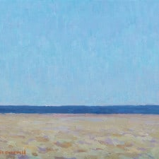 """American Legacy Fine Arts presents """"Destinations"""" a painting by Eric Merrell"""