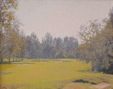 "American Legacy Fine Arts presents ""No. 5"" a painting by Alexander V. Orlov."