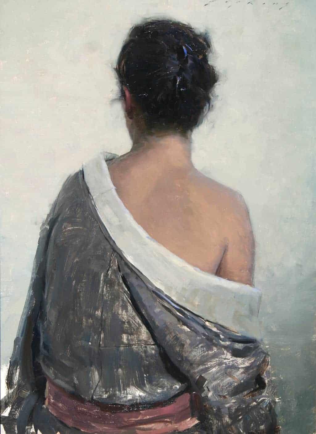 French Kimono