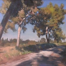 "American Legacy Fine Arts presents ""Sunny Morning"" a painting by W. Jason Situ."
