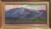 alexey-steele_san-gabriel-mountains-from-santa-anita-park_ol_15x30_fr