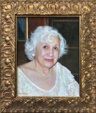 "American Legacy Fine Arts presents ""Emma Shelby"" a painting by Alexander V. Orlov."