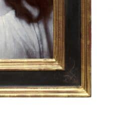 "American Legacy Fine Arts presents ""Piambura of Complicitness"" a painting by Adrian Gottlieb."