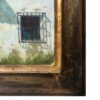 """American Legacy Fine Arts presents """"Carmel Mission Facade"""" a painting by Jennifer Moses."""