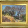 "American Legacy Fine Arts presents ""Noon at Eaton Canyon"" a painting by Mian Situ."