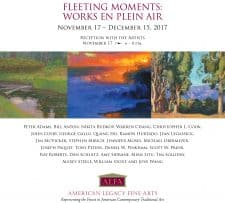 ALFA Fleeting Moments Invitation