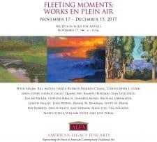 ALFA Fleeting Moments Invitation