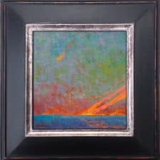 "American Legacy Fine Arts presents ""Summer Show"" a painting by Daniel W. Pinkham."