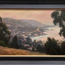 "American Legacy Fine Arts presents ""East of the Sun"" a painting by Michael Obermeyer."