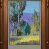 "American Legacy Fine Arts presents ""California Spring Day"" a painting by Tim Solliday"