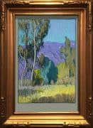 """American Legacy Fine Arts presents """"California Spring Day"""" a painting by Tim Solliday"""