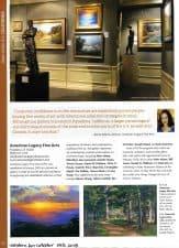 American Legacy Fine Arts in Western Art Collector Magazine February 2018.