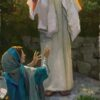"American Legacy Fine Arts presents ""Study for the Resurrection"" a painting by Peter Adams"