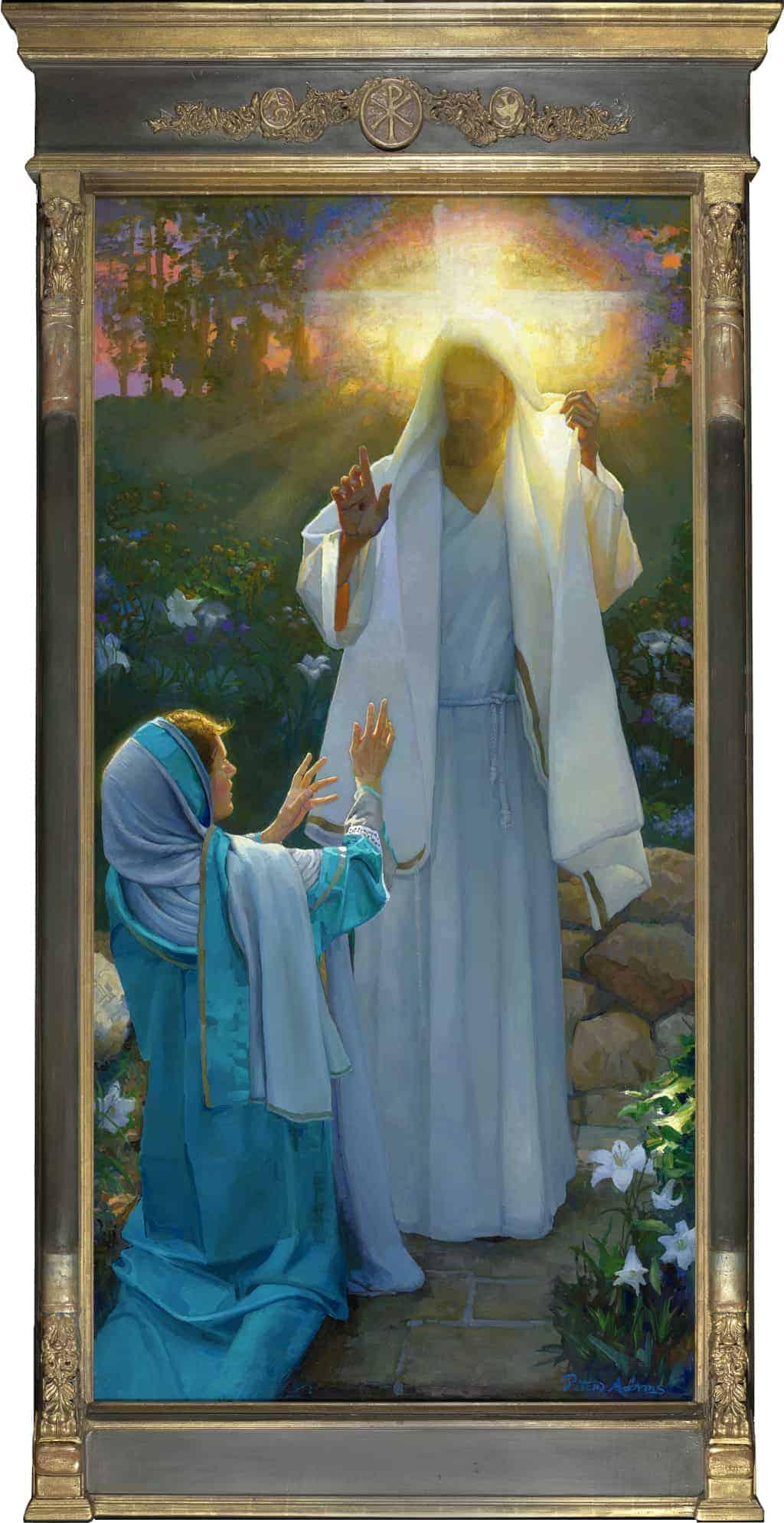 The Resurrection American Legacy Fine Arts