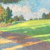 "American Legacy Fine Arts presents ""Afternoon Drive at Eleven"" a painting by Daniel W. Pinkham"