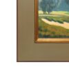 "American Legacy Fine Arts presents ""South Course B & B"" a painting by Michael Obermeyer"