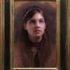 "American Legacy Fine Arts presents ""Jordan's Reverie"" a painting by Adrian Gottlieb."