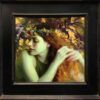 "American Legacy Fine Arts presents ""Bacchante II"" a painting by Adrienne Stein."
