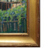 """American Legacy Fine Arts presents """"Morning Glories, Crystal Cove"""" a painting by Karl Dempwolf."""