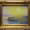 "American Legacy Fine Arts presents ""Sunburst, Palos Verdes"" a painting by Tim Solliday."