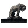 "American Legacy Fine Arts presents ""The Hunter Study"" a Sculpture by Adam Matano."