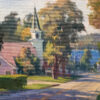 "American Legacy Fine Arts presents ""Good Morning Door; Door County, WI"" a painting by Michael Obermeyer."